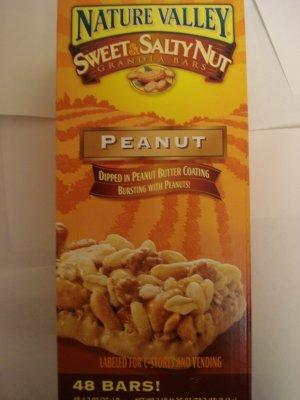 Nature Valley Granola Bars- Peanut (48 bars)