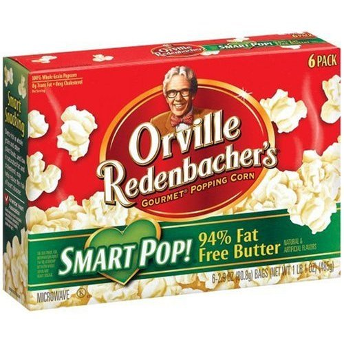 Orville Redenbacher's Smart Pop Popcorn (8 bags)