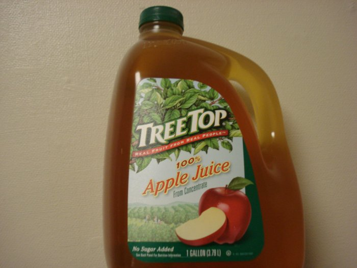 Tree Top Apple Juice (1 Gallon)