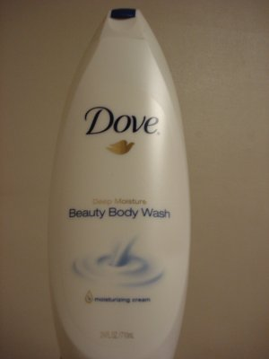 Dove Deep Moisture Beauty Body Wash (24 oz.)