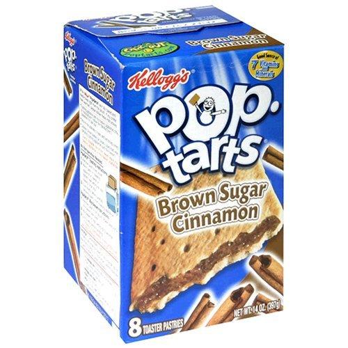 Pop Tarts Frosted Brown Sugar Cinnamon (12 Pack)