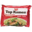 Nissin Top Ramen Beef Flavor (8 Pack)