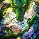 Dragon Ball Goku Son Gohan Anime Fabric Silk Posters And Prints Home Wall Art 24x36 Inch