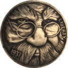 Hobo Nickel 1937-D 3-Legged Buffalo Nickel Coin Copy Type 17