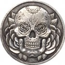 Hobo Nickel 1937-D 3-Legged Buffalo Nickel Coin Copy Type 27