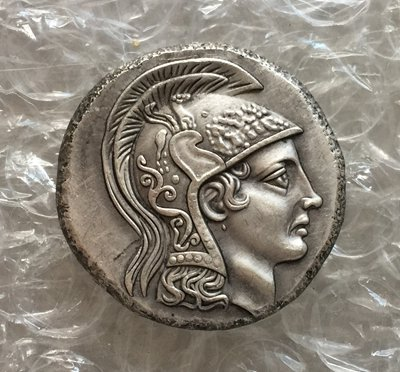 Type:#39 Greek Coins Irregular Size