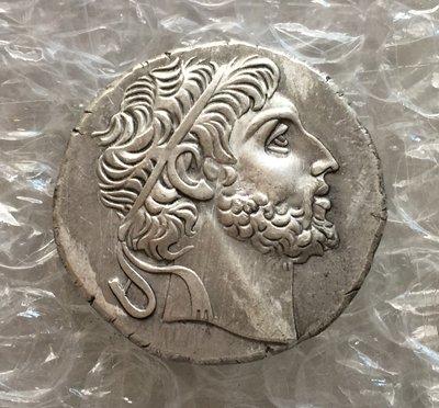 Type:#37 Greek Coins Irregular Size