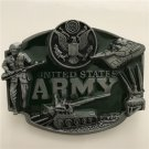 United States Army Western Cowboy Men Belt Buckles Fit 4cm Wide Belt