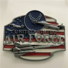 United States Air Force Western Cowboy Men Belt Buckles Fit 4cm Wide Belt
