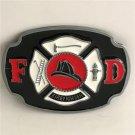 Fire Fighters Western Cowboy Men Belt Buckles Fit 4cm Wide Belt