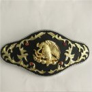 3D Gold Eagle Snake Western Cowboy Men Belt Buckles Fit 4cm Wide Belt