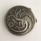 Game of Thrones Western Cowboy Men's Belt Buckles Fit 4cm Wide Belt