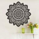 Mandala Meditation Yoga Wall Sticker Decals Datura Buddha Om Symbol Removable Art