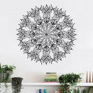 Symbol Mehndi Mandala Yoga Indian Round Wall Sticker