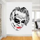 Joker Wall Decal Comics Superhero Stickers Wall Decoration Vinyl Art Nursery Decor DIY Stickers