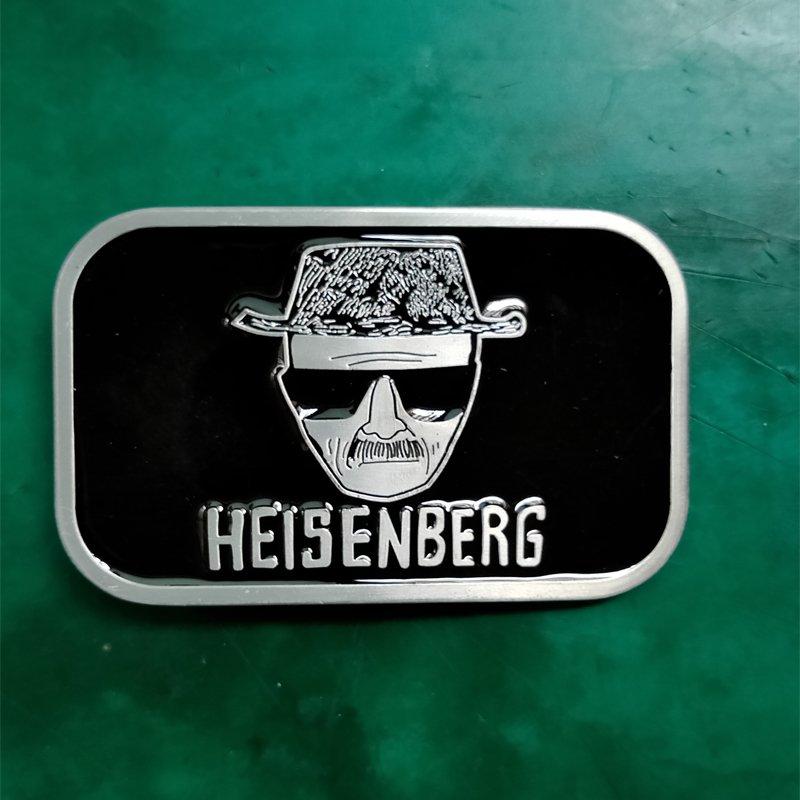1 Pcs Heisenberg Cowboy Belt Buckle For Men Women Western Cowgirl Belt Head