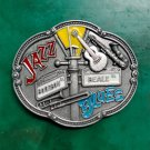 1 Pcs Jazz And Blues Music Luxury Western Cowboy Belt Buckle For Fashion Men