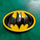 1 Pcs 3D Yellow Batman Luxury Western Cowboy Belt Buckle For Fashion Men