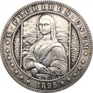Hobo Nickel 1895 USA Morgan Dollar COIN COPY Type 88