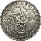 Hobo Nickel 1895-O USA Morgan Dollar COIN COPY Type 106