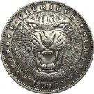 Hobo Nickel 1890-CC USA Morgan Dollar COIN COPY Type 109