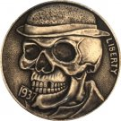 Hobo Nickel 1937-D 3-LEGGED BUFFALO NICKEL COIN COPY Type 19