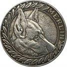 Hobo Nickel USA Morgan Dollar COIN COPY Type 113