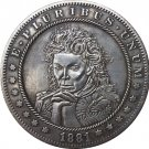 Hobo Nickel 1881-CC USA Morgan Dollar COIN COPY Type 121