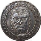 Hobo Nickel 1921-D USA Morgan Dollar COIN COPY Type 120