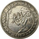Hobo Nickel 1878-CC USA Morgan Dollar COIN COPY Type 129