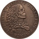 Hobo Nickel 1792 ONE CENT COIN COPY