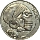 Hobo Nickel 1937-D 3-LEGGED BUFFALO NICKEL COIN COPY Type 61