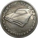 Hobo Nickel 1890-CC USA Morgan Dollar COIN COPY Type 107