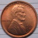 1909-S VDB Lincoln Penny Coins Copy 95% coper