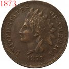 1873 Indian head cents coin copy