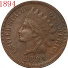1894 Indian head cents coin copy