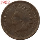 1902 Indian head cents coin copy
