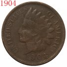 1904 Indian head cents coin copy
