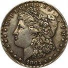 1904 USA Morgan Dollar coins COPY
