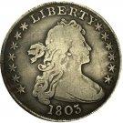 1803 Draped Bust Dollar COIN COPY