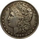 1897 USA Morgan Dollar coins COPY