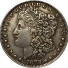 1878 USA Morgan Dollar coins COPY