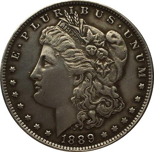 1889-CC USA Morgan Dollar coins COPY