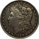 1889-CC USA Morgan Dollar coins COPY