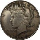 1928 Peace Dollar COIN COPY