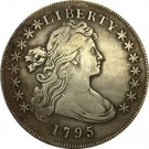 1795 type2 Draped Bust Dollar COIN COPY