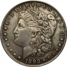 1893-CC USA Morgan Dollar coins COPY