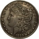 1885-CC USA Morgan Dollar coins COPY