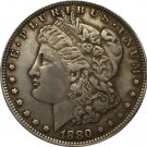1880 USA Morgan Dollar coins COPY