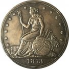 1873 United States $1 Dollar coins COPY Type 3